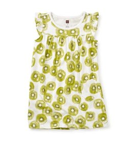 Tea Collection tea collection kiwi mighty mini dress