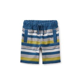 Tea Collection tea collection woobadda cabin cruiser baby shorts - poseidon