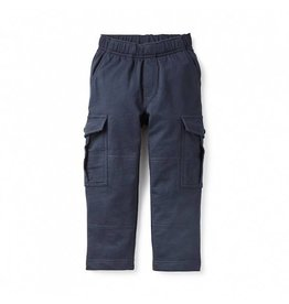 Tea Collection tea collection french terry cargo pants
