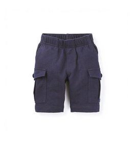 Tea Collection tea collection french terry cargo baby shorts