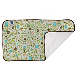 Planet Wise planet wise designer change pad river rock
