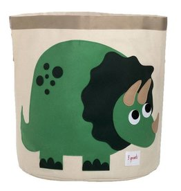 3 Sprouts 3 sprouts storage bin - green dinosaur