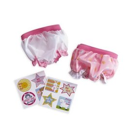 Manhattan Toy baby stella big girl potty training set