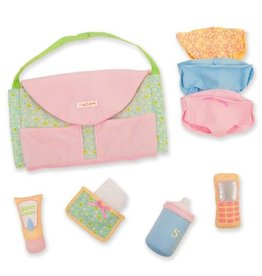 Manhattan Toy baby stella darling diaper bag