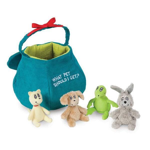 Manhattan Toy dr. seuss what pet should i get soft play set