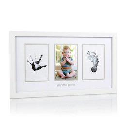 Pearhead pearhead my little prints photo frame - white