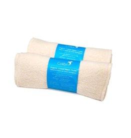 Colibri colibri organic cotton sherpa wash cloths 5pk