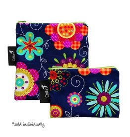 Colibri colibri reusable snack bag - carnival