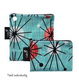 Colibri colibri reusable snack bag - atomic