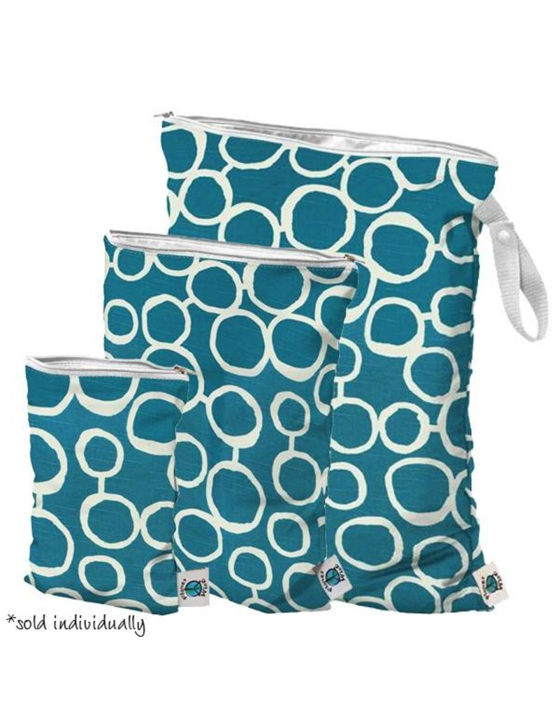 Planet Wise planet wise wet bags - aquarius twill
