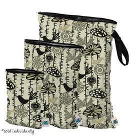 Planet Wise planet wise wet bag - menagerie twill