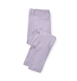 Tea Collection tea collection striped leggings - taffy