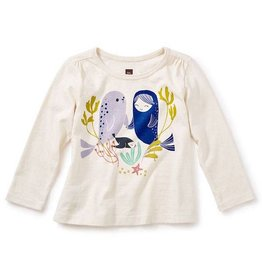 Tea Collection tea collection selkie graphic baby top