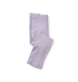 Tea Collection tea collection striped baby leggings - taffy