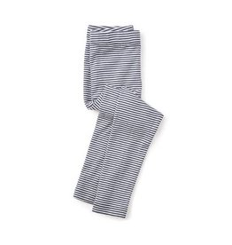 Tea Collection tea collection striped leggings - heritage blue