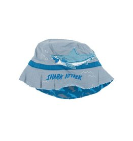 Hatley hatley kids bucket hat - shark attack