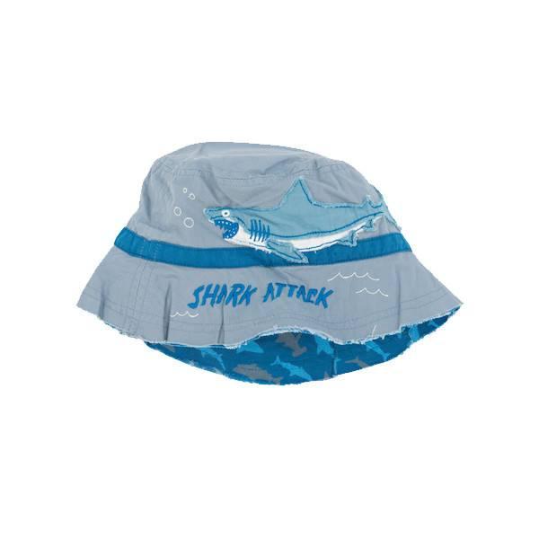Hatley hatley kids bucket hat - shark attack