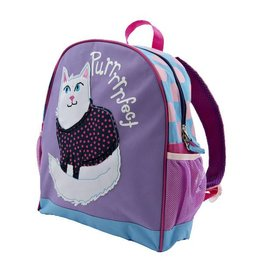 Hatley hatley kids backpack - sweater cats
