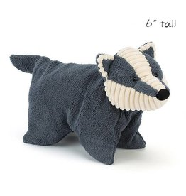 Jellycat jellycat snoozle badger