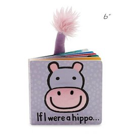 Jellycat jellycat if i were a hippo board book