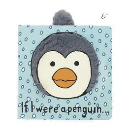 Jellycat jellycat if i were a penguin board book