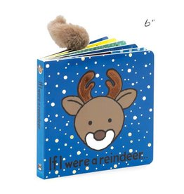 Jellycat jellycat if i were a reindeer special edition board book