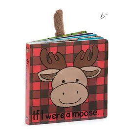 Jellycat jellycat if i were a moose board book