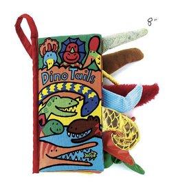 Jellycat jellycat dino tails cloth book