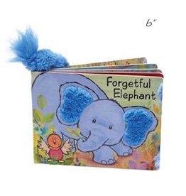 Jellycat jellycat forgetful elephant board book