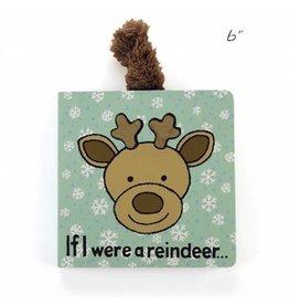 Jellycat jellycat if i were a reindeer board book