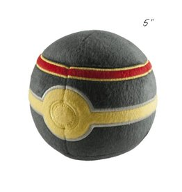 "TOMY - Pokemon pokemon 5"" plush luxury ball"