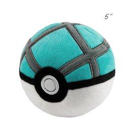"TOMY - Pokemon pokemon 5"" plush net ball"