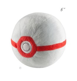 "TOMY - Pokemon pokemon 5"" plush premier ball"