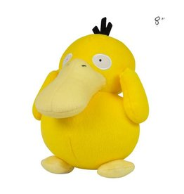 "TOMY - Pokemon pokemon 8"" plush psyduck"
