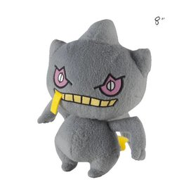 "TOMY - Pokemon pokemon 8"" plush banette"