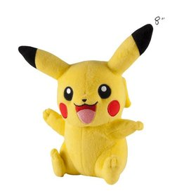 "TOMY - Pokemon pokemon 8"" plush waving pikachu"