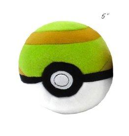 """TOMY - Pokemon pokemon 5"""" plush nest ball"""