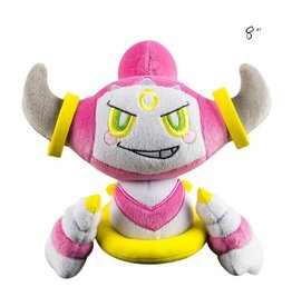 "TOMY - Pokemon pokemon 8"" plush hoopa confined"