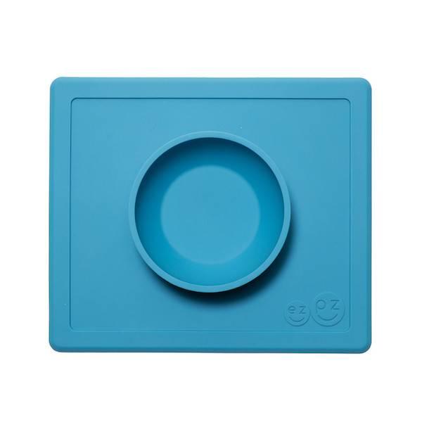 EzPz ezpz happy bowl blue
