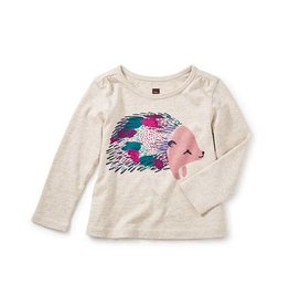 Tea Collection tea collection hedgehog baby graphic tee