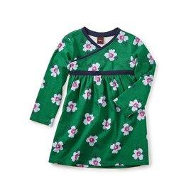 Tea Collection tea collection kelvingrove wrap neck baby dress