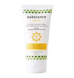 Matter Company matter company substance SPF 30 unscented suncare creme sunscreen 180ml (6oz)