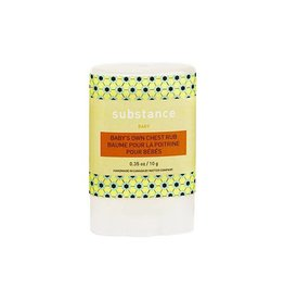 Matter Company matter company substance baby's own chest rub 10g (.35oz)