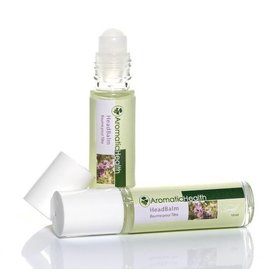 Aromatic Health aromatic health headbalm headache essential oil roll-on 10ml