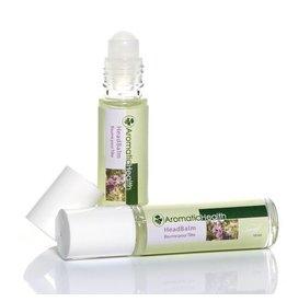 Aromatic Health aromatic health headbalm headache essential oil roll-on 10ml