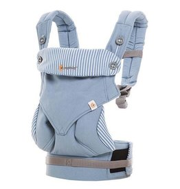 Ergo Baby ergo baby 360 four position baby carrier - azure blue