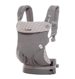 Ergo Baby ergo baby 360 four position baby carrier - dewy grey