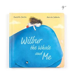Jellycat jellycat wilbur the whale and me board book