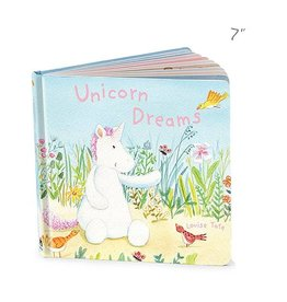 Jellycat jellycat magical unicorn dreams board book