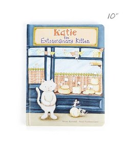 Jellycat jellycat katie the extraordinary kitten book